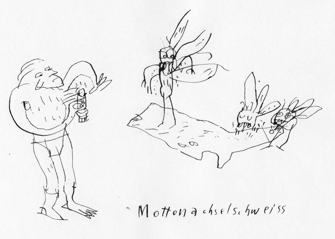 mottenachselschweiss