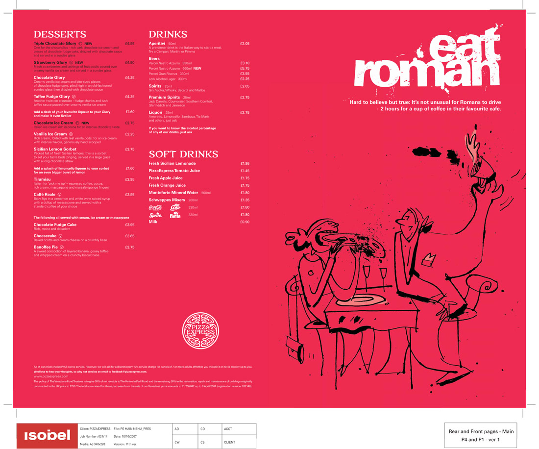 pizzaexpressMain-Menu